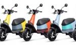 Gogoro推出了最新的电动汽车,命名为Viva的轻型踏板车