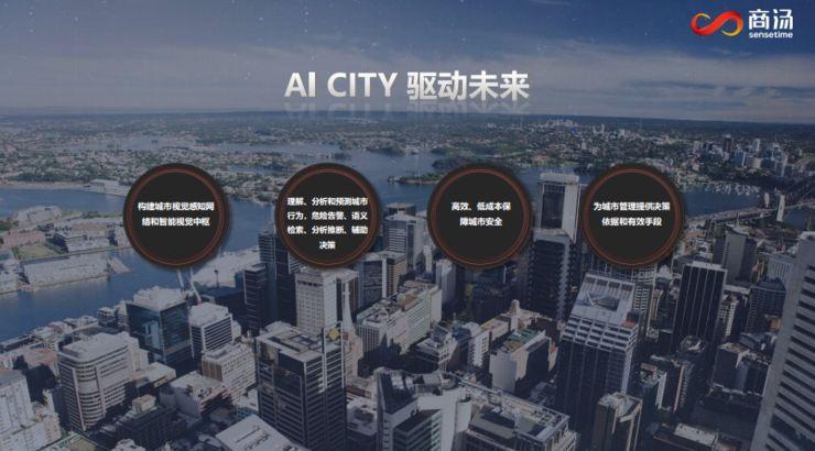 WiMi微美全息、商汤科技等公司欲用机器视觉AI化构筑智慧城市新蓝图