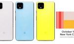 """谷歌Pixel 4或迎来""""粉绿蓝黄""""新配色"""