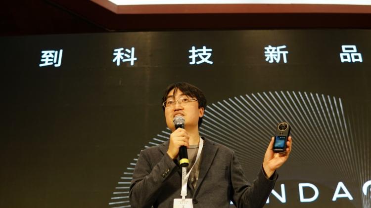 重新定义VR 看到科技发布QooCam 8K口袋全景相机