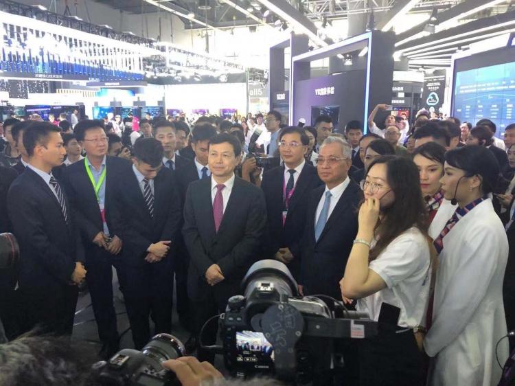全力支持5G商用发展!兰亭数字携众多5G云VR新应用亮相中国移动全球合作伙伴大会