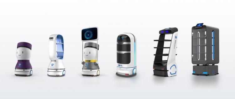 人工智能开启机器人新时代 室内无人配送机器人带来服务行业高科技体验