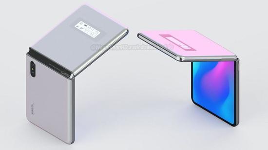 小米翻盖式折叠屏新机曝光:叫Mi-Flux 或搭骁龙865