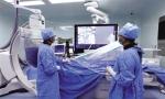 全国首例机器人辅助全脑血管造影手术顺利实施