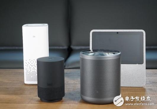 巨头激战智能音箱 推动智能家居市场高速增长