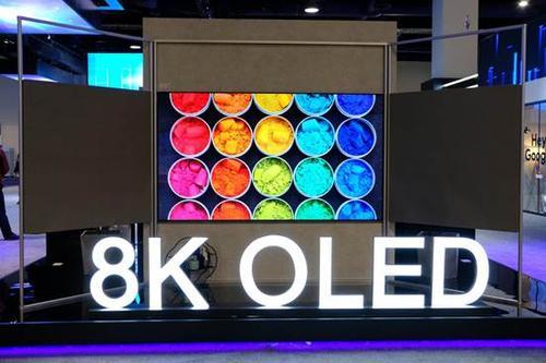 中国电视巨头创维凭借8K OLED进入美国市场