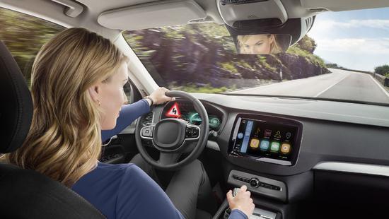加强人工智能 博世推虚拟遮阳板等新技术