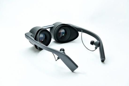 松下发布世界首款超高清VR眼镜 支持4K+HDR
