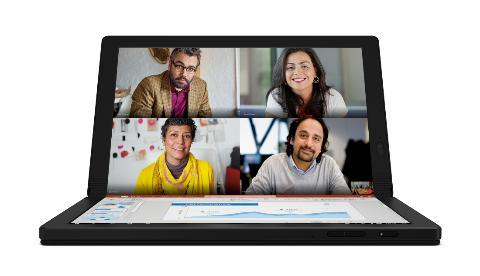 以折叠引领未来,联想推出全球首款5G PC
