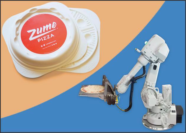 软银支持下的机器人初创公司Zume宣布裁员50%