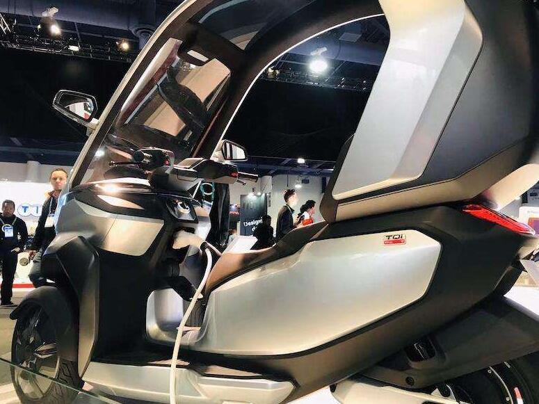 小牛电动发布自动驾驶电摩 重新思考未来十年城市出行
