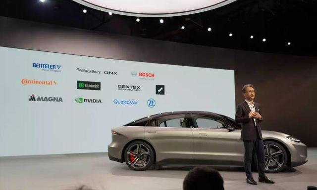 索尼进军汽车行业,不为造车为布局自动驾驶?