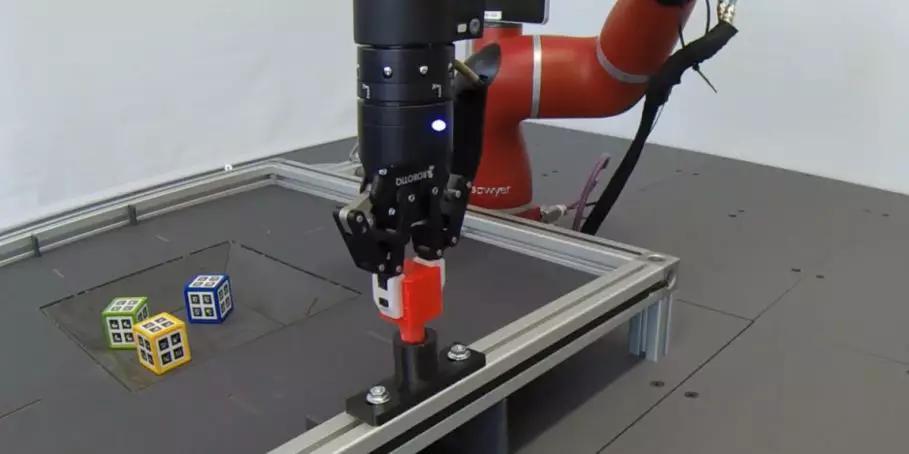 DeepMind研究人员研发出了一种解决机器人控制问题的混合方案