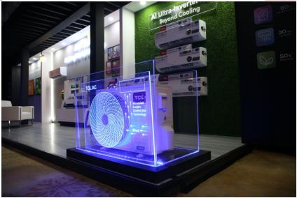 全面践行AI×IoT战略 TCL印度发布会发重磅新品