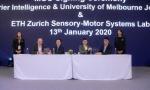 傅利叶智能墨尔本大学机器人实验室新添瑞士合作伙伴