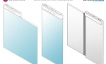 LG环绕屏手机专利曝光:三面屏幕,可折叠展开设计