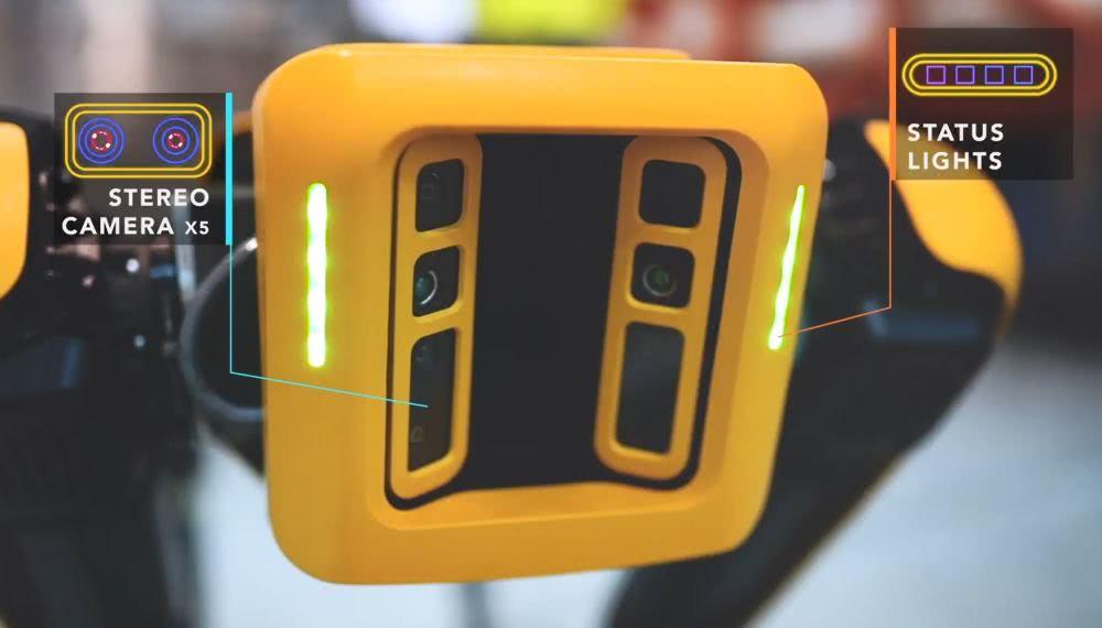 波士顿动力Spot机器人入职挪威公司 将巡检钻井平台