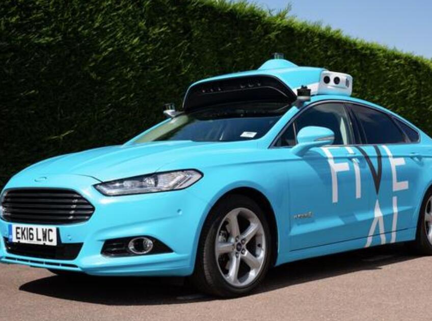 英国自动驾驶技术初创企业FiveAI获4100万美元融资