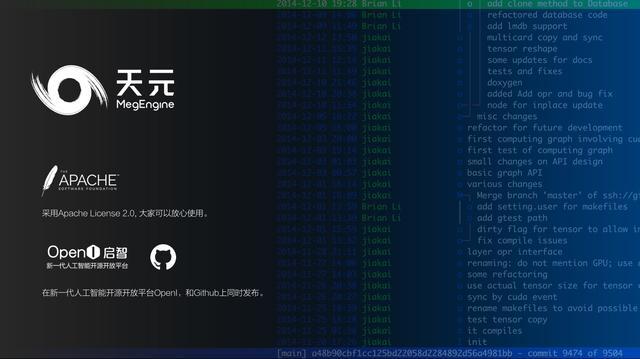 旷视开源天元深度学习框架 普通开发者也能轻松上手