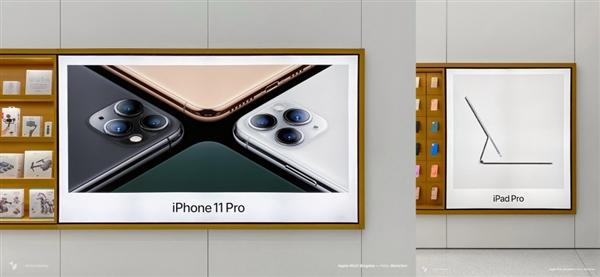 苹果发布iPad Pro多款新品:只有中国区零售店用户才能体验看到