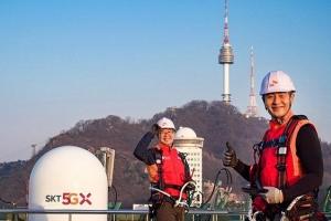 韩国SKT 5G运营一周年:每月5G数据总消耗量平均达62000TB