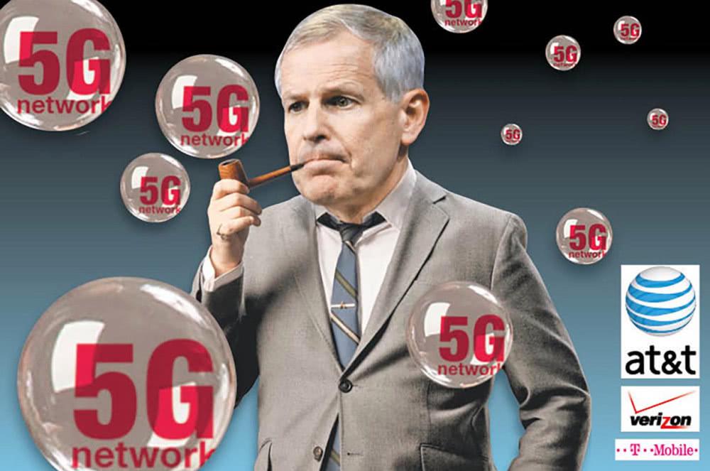 """美国""""新第四大运营商""""欲建5G网络 但百亿美元融资遭疫情拖累"""