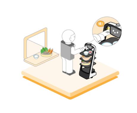 信息化系统打通 普渡科技发布四大配送机器人开放能力!