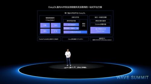 """""""中国第一""""百度飞桨35项重磅发布 引领技术前沿助力产业智能化升级"""