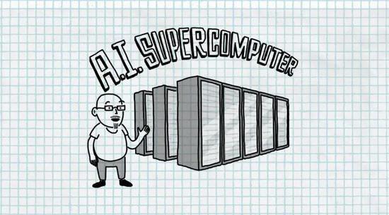 微软发10项新品!28.5万个核心的AI超算机,最大语言模型开源