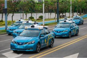 东风日产助力智能出行 文远知行Robotaxi车队规模超100辆
