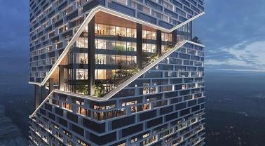 vivo深圳新总部工程对公众亮相 引领前海新科技风潮
