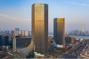 微软与上海合作源远流长,缔造可持续发展的全新格局