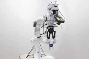 """英特尔让机器人""""有触觉"""",神经拟态计算技术助力新加坡研究人员"""