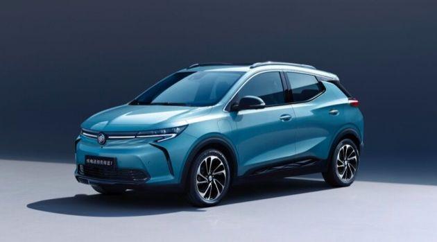 别克首款纯电动SUV微蓝7上市:整合百度AI车联网 售价18万元起