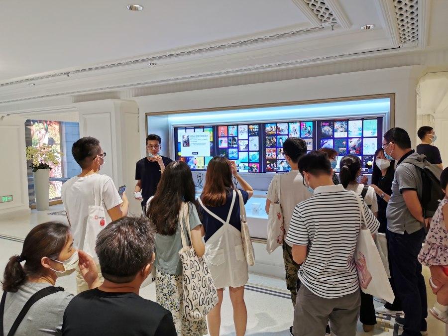 华为DIGIX数字生活节走进上海,全场景沉浸式互动超凡体验等你来玩