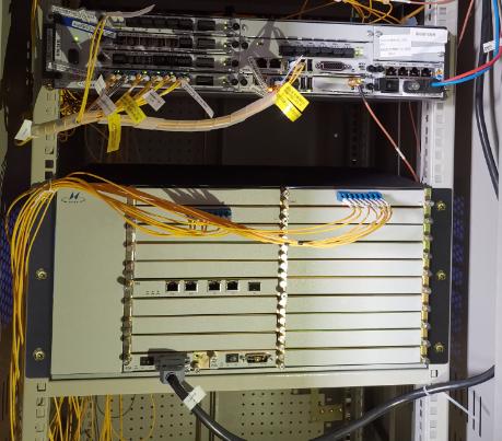 亨通光电携手苏州移动完成首个基于半有源的5G前传现网试点工程