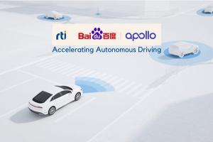 RTI公司加入百度阿波罗自动驾驶合作伙伴生态系统