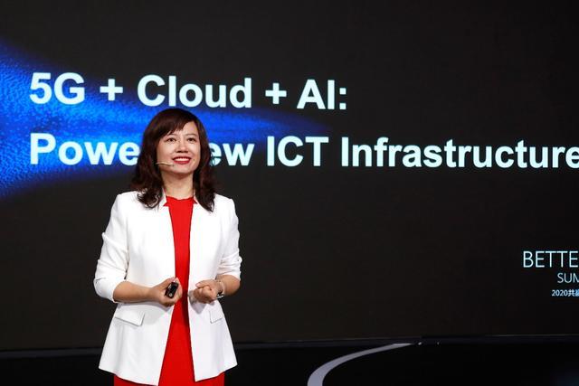 5G+云+AI:华为携手运营商共建ICT新基础设施,释放5G红利,使能千行百业