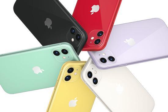 苹果CEO库克:iPhone 11是中国市场最畅销的智能手机