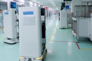 斯坦德机器人获1亿元B轮融资,引领工业柔性物流多行业落地