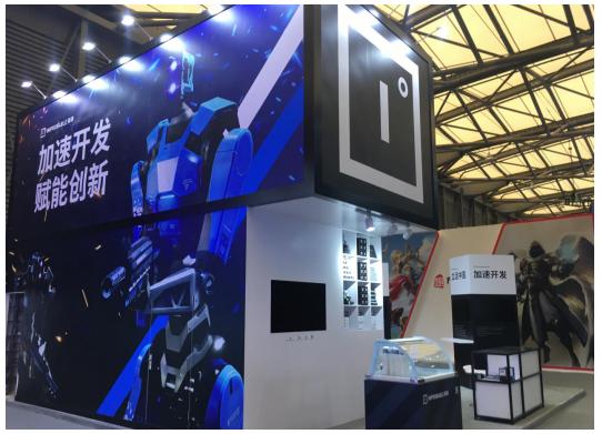 英礴亮相ChinaJoy 2020,携最新产品性能探索多人游戏开发的未来