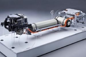 3分钟加满12斤氢气 能跑500公里!宝马首款氢燃料量产车进展公布