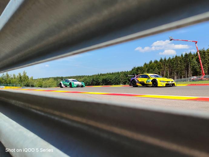 性能与速度相遇,iQOO BMW M4 DTM赛车美图公布