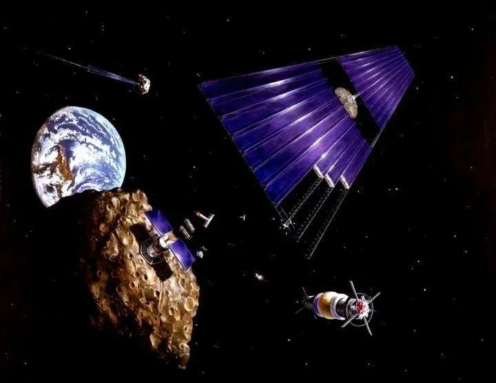 未来超级技术:小行星采矿、基因编辑,人工智能