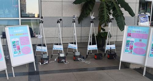 中国移动5G黑科技智慧迎新带来全新开学体验