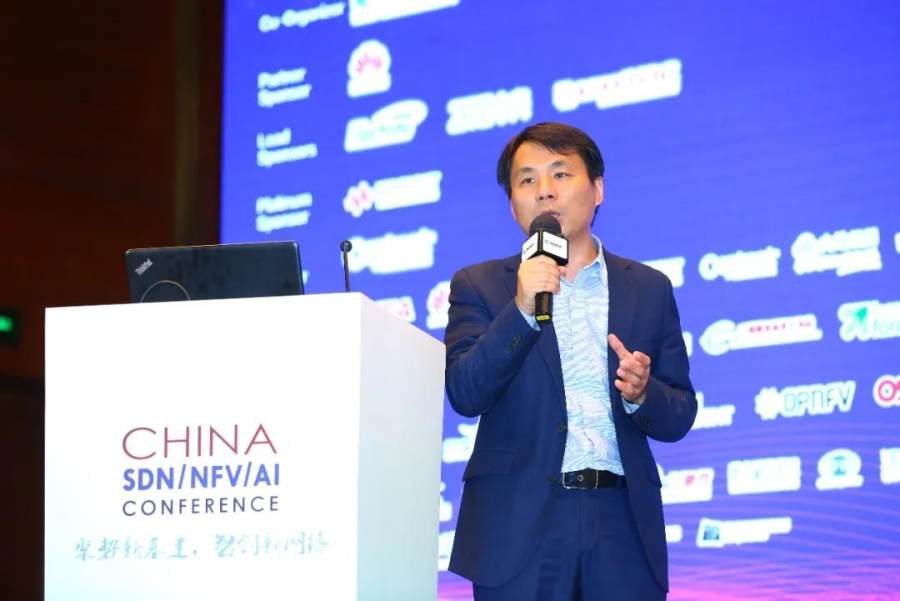 新华三出席SDNNFVAI大会,以开放融合的5G行业专网赋能企业数字化转型