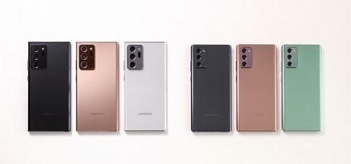 颜值不俗、配置出众 购三星Galaxy Note20系列还可享多重好礼