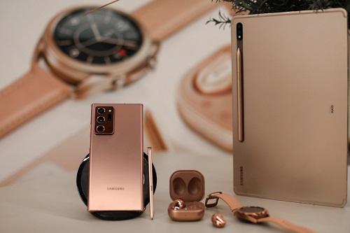 5G手机遍地开花,唯三星Galaxy Note20系列独秀!