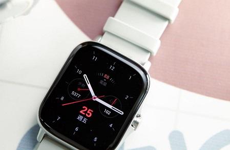 华米科技Amazfit GTS 2图赏:才貌双全的全能智能手表
