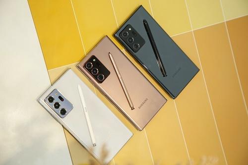 三星全新力作Galaxy Note20系列表现抢眼,入手高端旗舰的最佳选择